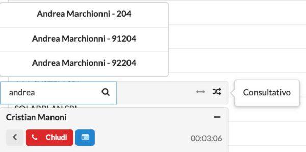 NethVoice Gestione telefonate: Mobile Extension, Inoltri, Voicemail, Registrazione