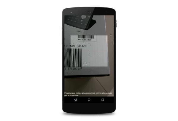 NethVoice smartphone